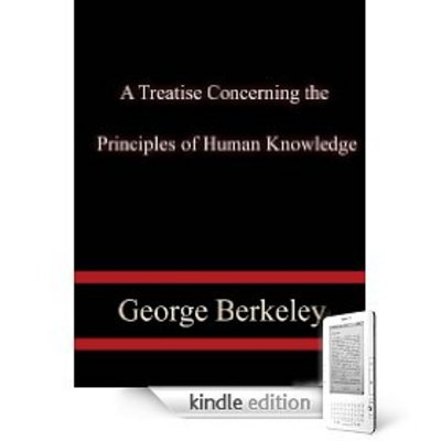 Product picture A Treatise Concerning the Principles of Human Knowledge