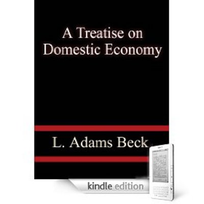 Product picture A Treatise on Domestic Economy