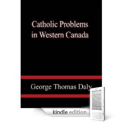 Product picture Catholic Problems in  Western Canada